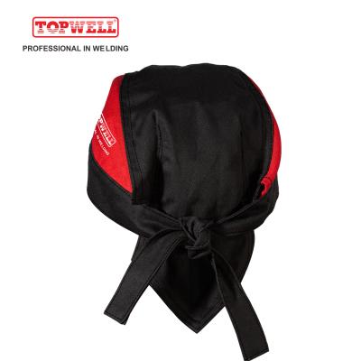 阻燃电焊帽帽子阻燃电焊帽安全帽BK2301