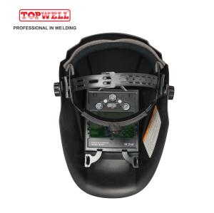 将OEM Matt头带焊接到安全帽适配器自定义安全焊接头盔BK1102