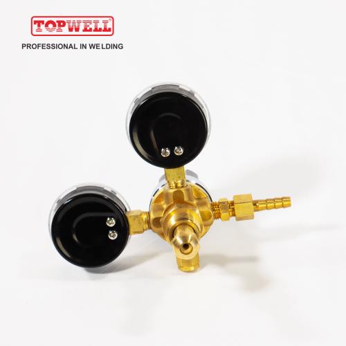 小型氩气调节器,用于焊接工具