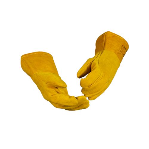 Special Golden Elksin TIG Welding gloves BK2204