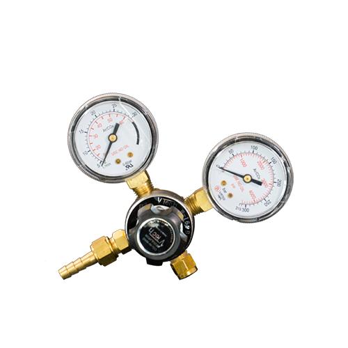 Dual-gauges Argon Regulator BK3101