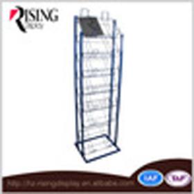 Store Usage Metal Newspaper Stand