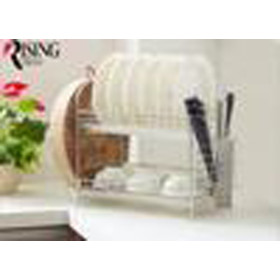 PR-004 China Factory Direct Sale Stainless Steel Kitchen Plate Rack