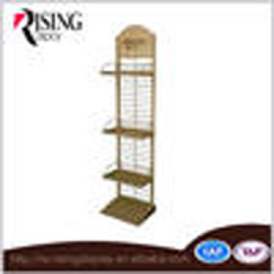 China Supplier Metal Wire Magazines Shelves