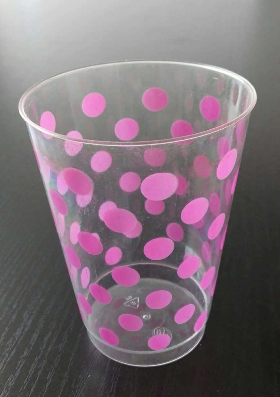 10oz color printing Cup