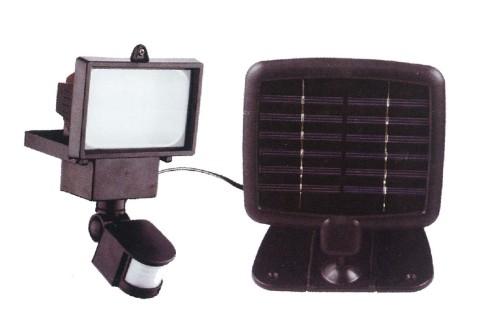 ソーラー赤外線防犯灯SS1-36LED