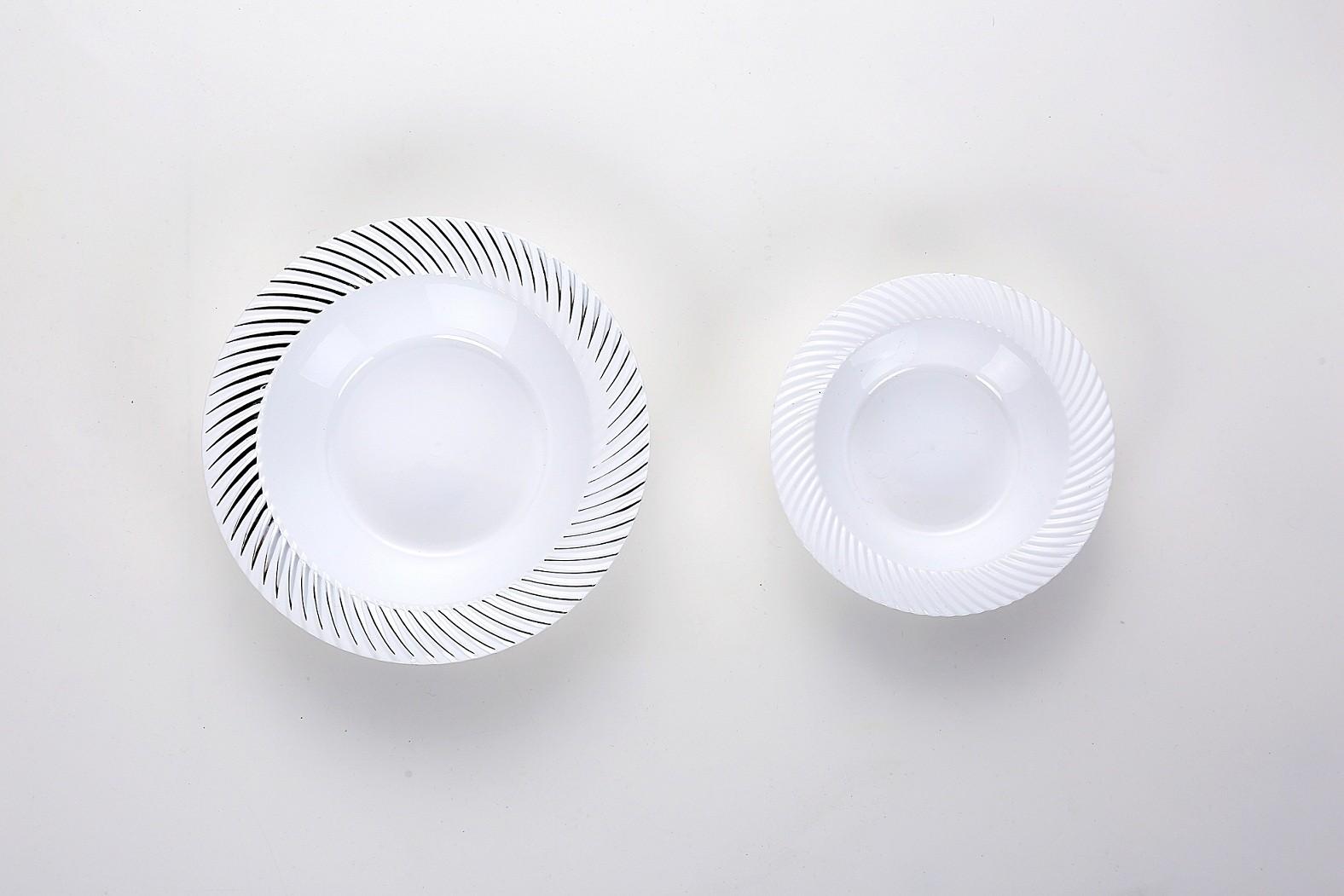 Deep Round Plate