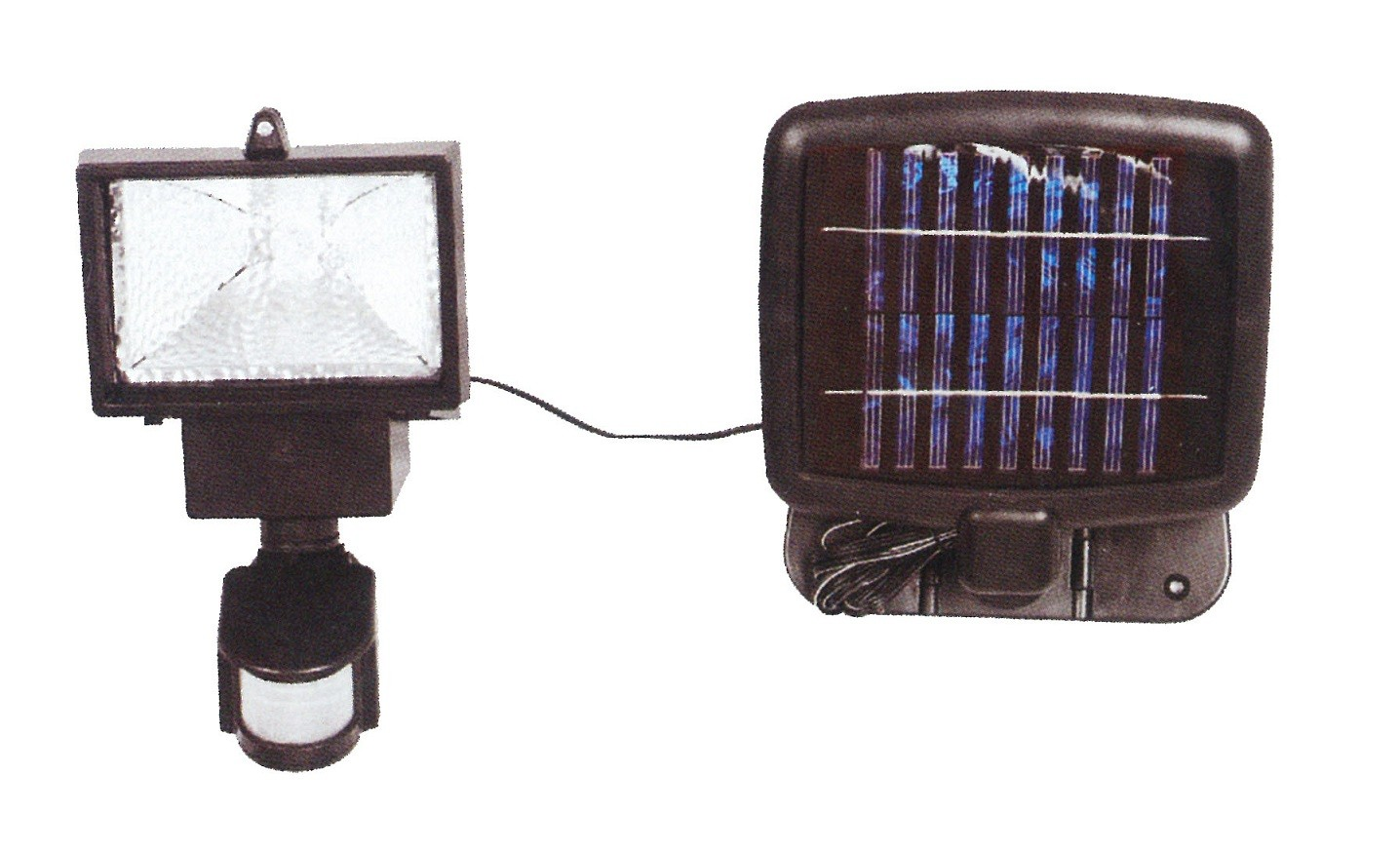 Solar Infrared Security Light SS1-10w