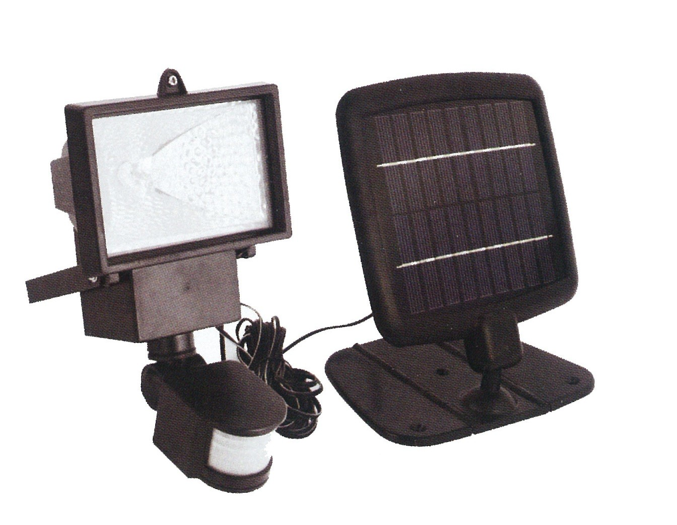 Solar Infrared Security Light SS1-20w