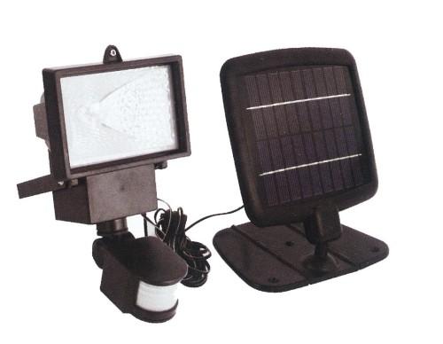 ソーラー赤外線防犯灯SS1-20w
