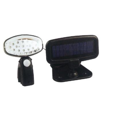 Luz de seguridad infrarroja solar SS2