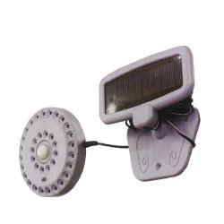 Luz de seguridad infrarroja solar SS3