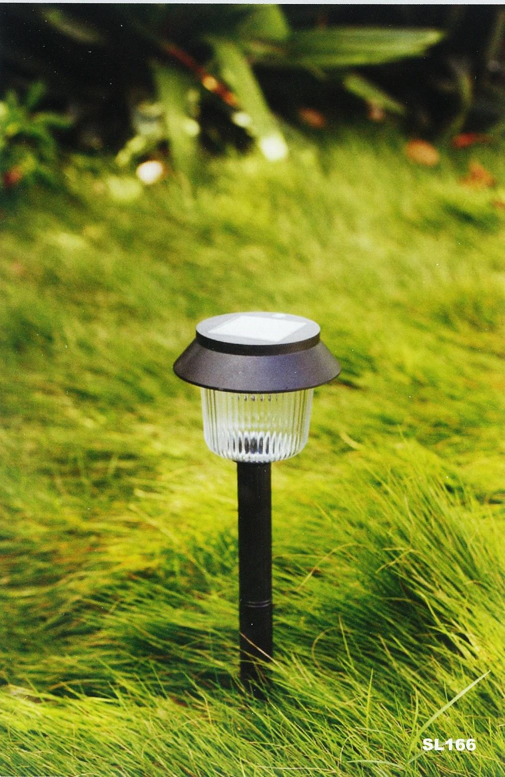 Solar lawn light  SL166