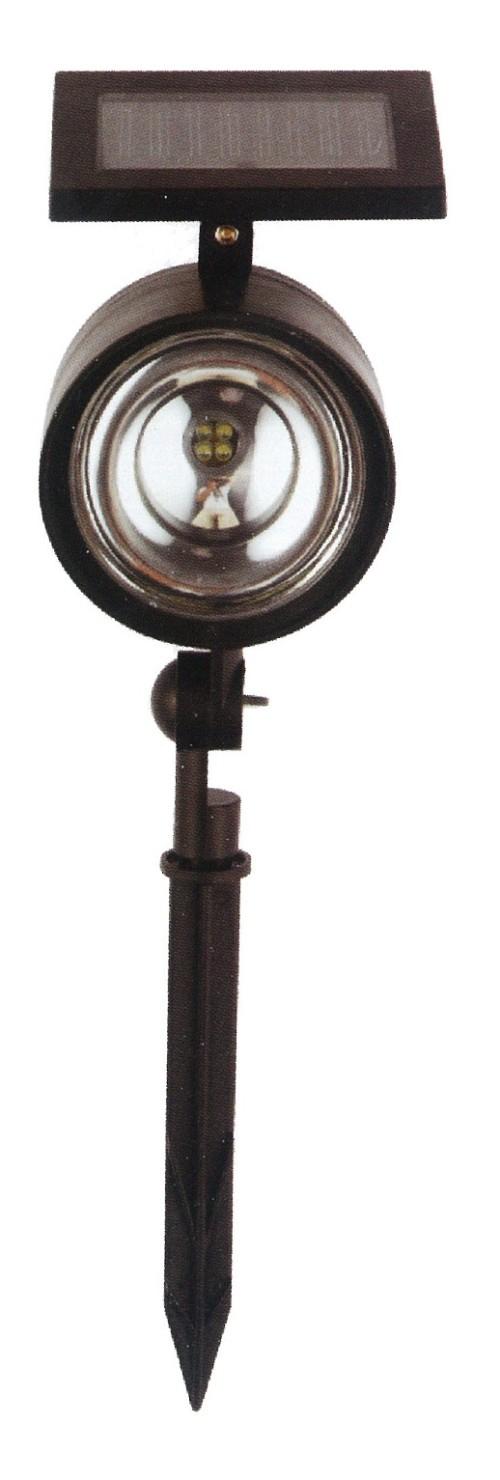 ソーラー芝生ライトSL811