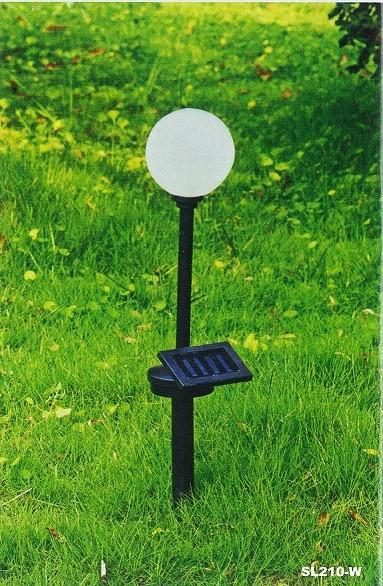 ソーラーガーデンライトSL210