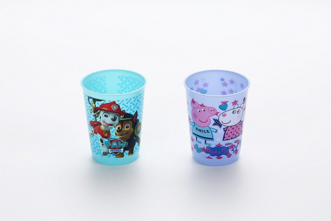 There are 7oz PP tumblers