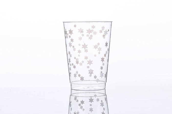 12oz star printing Cup