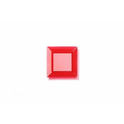 6.5 '四角いプレート
