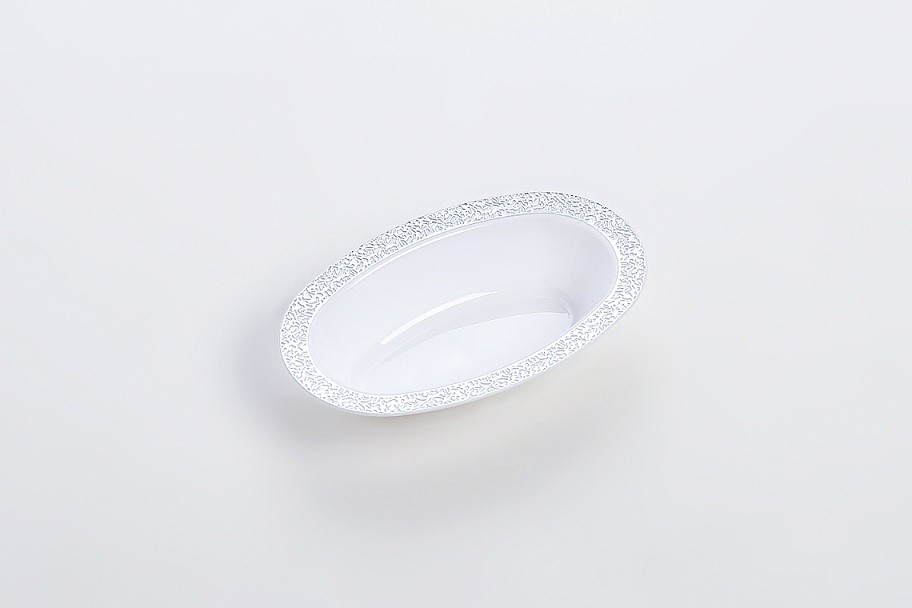 Deep oval Plate