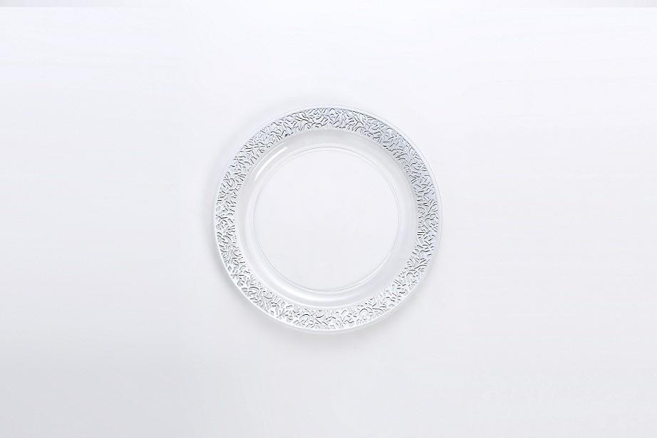 Carve gilt  Round Plate