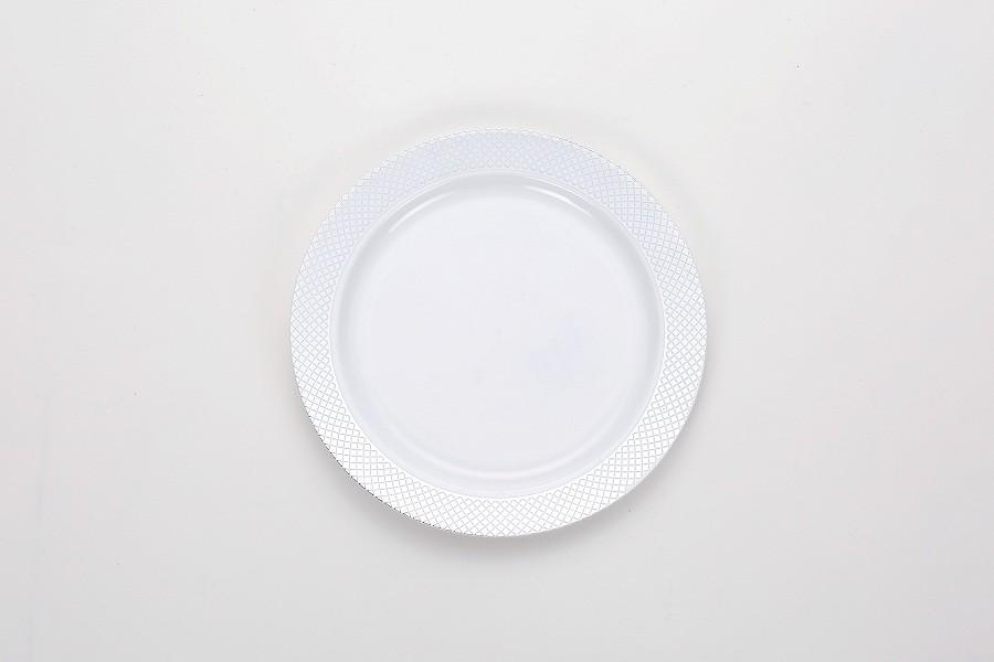 6.3' printing Round Plate