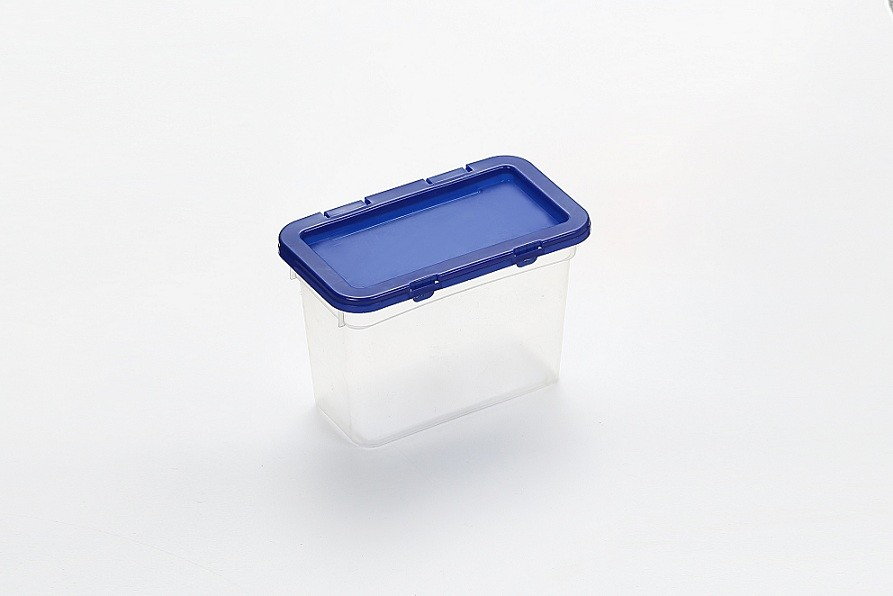 Laundry capsule box