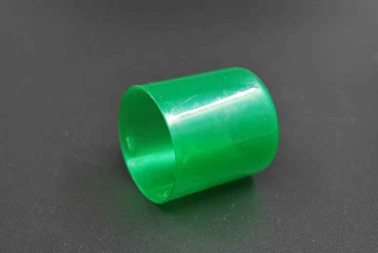 Plastic pen cap