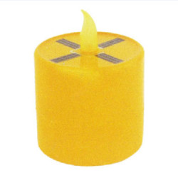Solar candle light