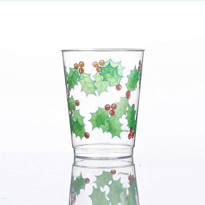 Vasos de impresión de hojas de 10 oz