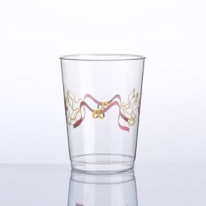 10oz Wedding printing cups
