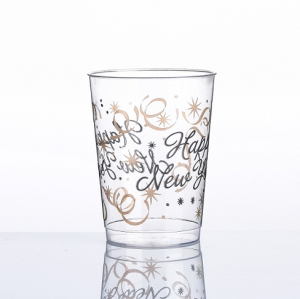"10oz""happy New Year""printing cups"