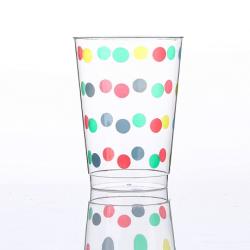 12oz Dots printing Cup