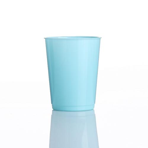 Vasos de color sólido de 7 oz
