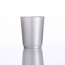 Vasos de plata de 10 oz y 12 oz