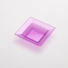 6 '深い正方形のプレート