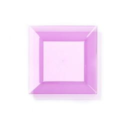 8 '  square plate
