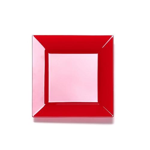8フィートの正方形プレート