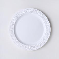 丸皿を彫る