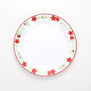 7.5' printing Round Plate