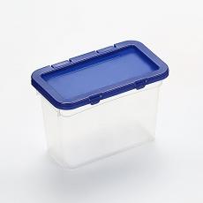 Caja de cápsulas de lavandería