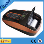 PVC film for thermal shrinkable shoe cover machine