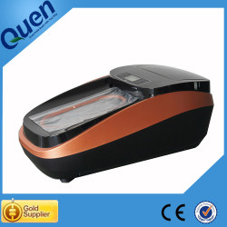 Intelligent automatic shoe cover machine for food factory