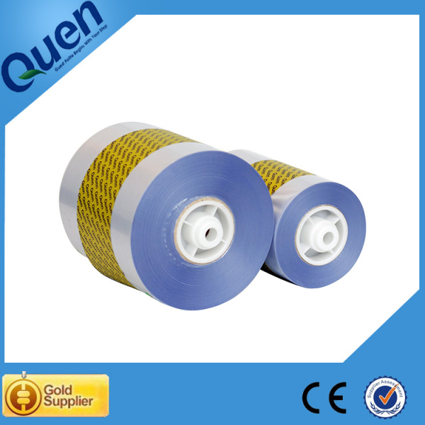 PVC film roll for Quen thermal shrinkable automatic shoe cover machine