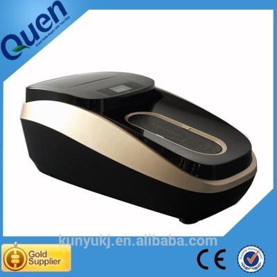 Confianza surtidor de China del dispensador de la máquina para cubiertas del zapato