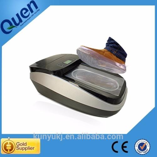 Grande capacité haut de gamme hygiénique chaussures automatique distributeur de couvre pour salle d'opération pour immobilier