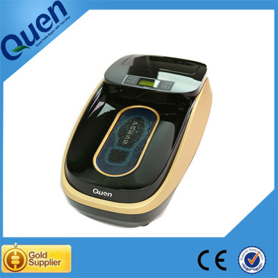 Termo retráctil automático sanitaria de la cubierta del zapato de la máquina
