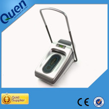 Gran capacidad de saneamiento médica zapato automático cubierta del dispensador para el hospital para médica