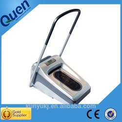 Automático de la cubierta del zapato de la máquina medial máquina de acondicionamiento de