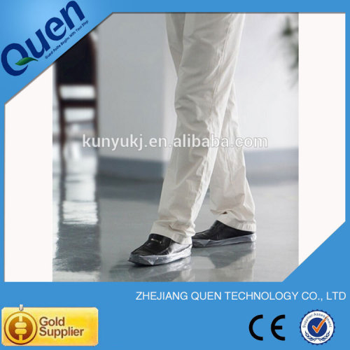Pvc film ( couvre-chaussures )