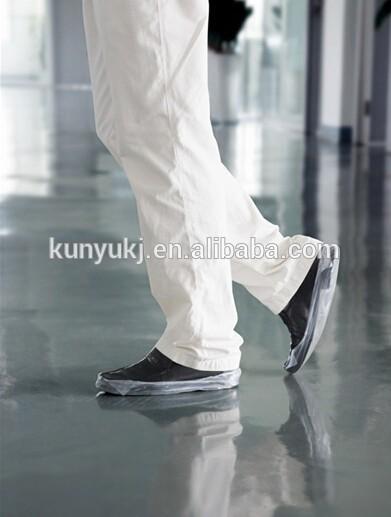 scarpe di cristallo coperto